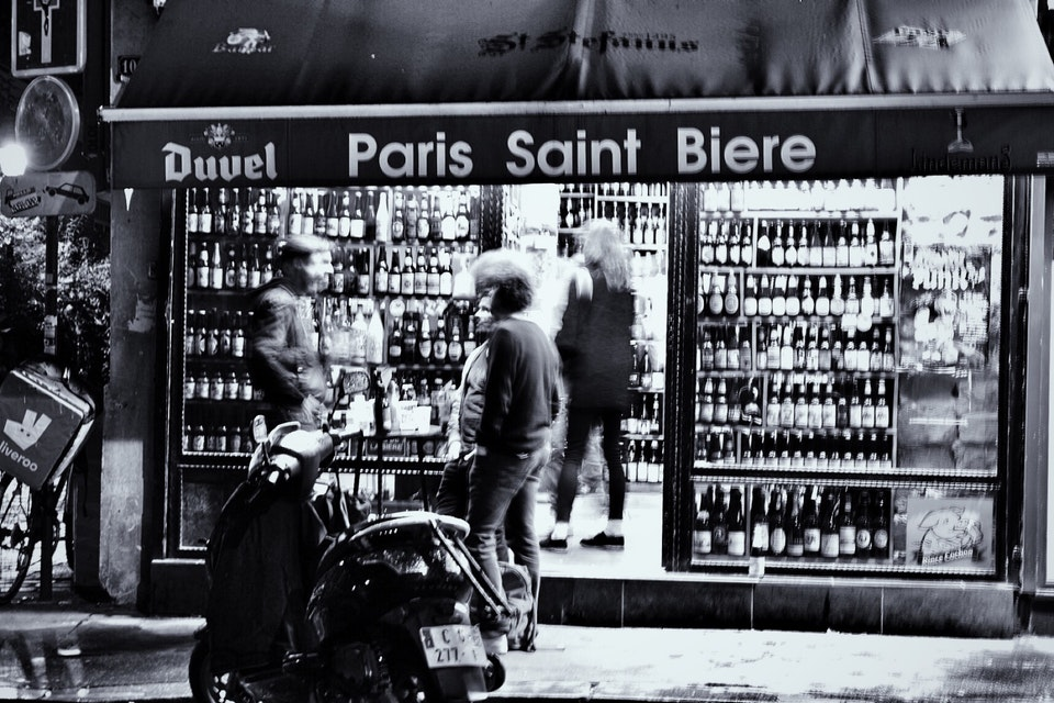 photo Paris Saint-Bière